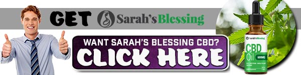 Sarah's Blessing CBD Oil Reviews